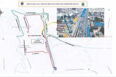 Imbas Pembangunan Tol Becakayu, Rekayasa Lalin Akan Diterapkan di Kampung Melayu