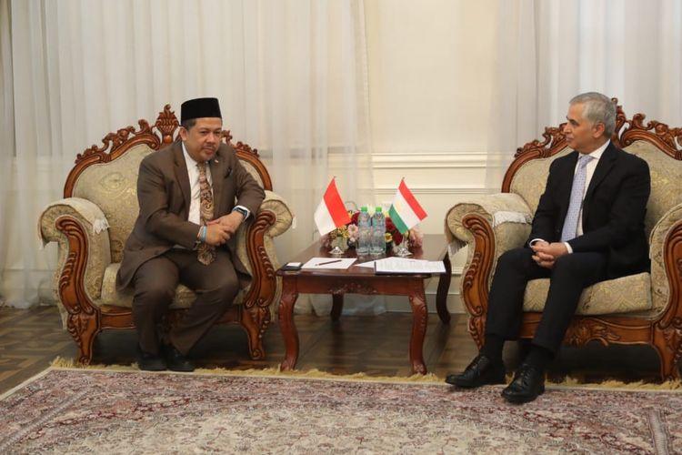 Kunjungi Tajikistan, Fahri Hamzah Minta Indonesia Harus Belajar dari Soekarno