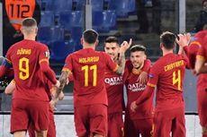 AS Roma Vs Lecce, Fonseca Lega Tren Buruk Giallorossi Berakhir