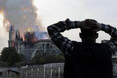 Media Serbia Sebut Terbakarnya Notre-Dame sebagai Hukuman Tuhan