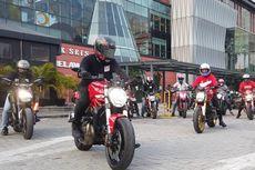 Cara Loyalis Ducati Berbagi Kebahagiaan di Bulan Ramadhan