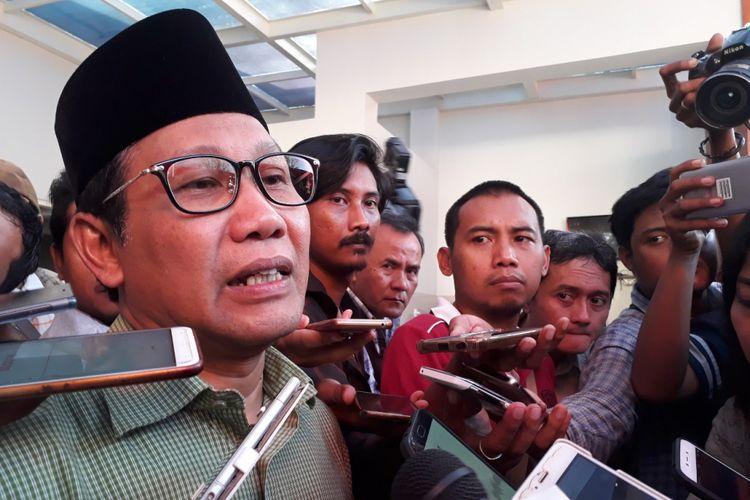 Ketua DPW PKB Jatim, Abdul Halim Iskandar