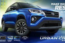 Pesanan Dibuka, Toyota Mulai Umbar Fitur Urban Cruiser