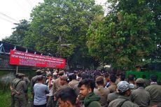 Bentrok Penertiban Stadion Mattoanging Makassar, Polisi Amankan Pembawa Bom Molotov