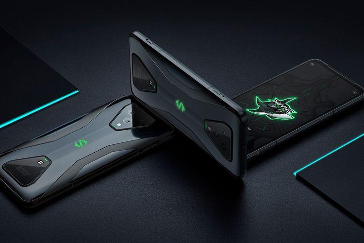 Image result for Xiaomi Black Shark 3 PRO