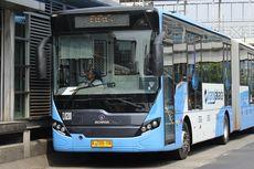 Ada Pelantikan Presiden, Sembilan Rute Bus Transjakarta Dialihkan