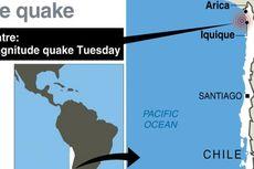 Awas! Potensi Tsunami dari Cile Bisa Sampai Papua