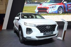 Hyundai Santa Fe Punya Head Unit Baru