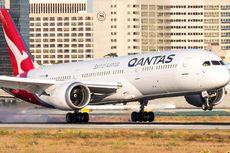 Maskapai Qantas Berencana Terapkan Syarat Vaksinasi bagi Penumpang Internasional