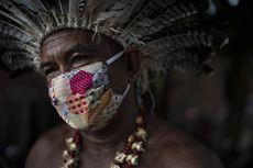 Tidak Mendapat Perawatan Medis, Tabib Suku Amazon Obati Pasien Covid-19 dengan Resep Tradisional Nenek Moyang