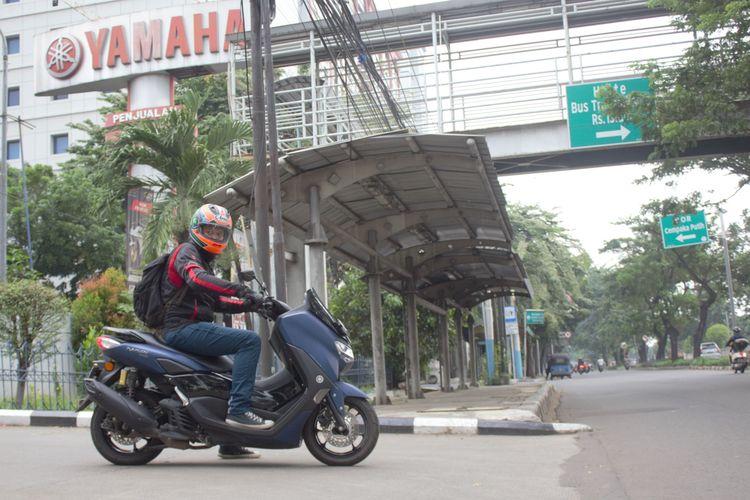 Yamaha Nmax