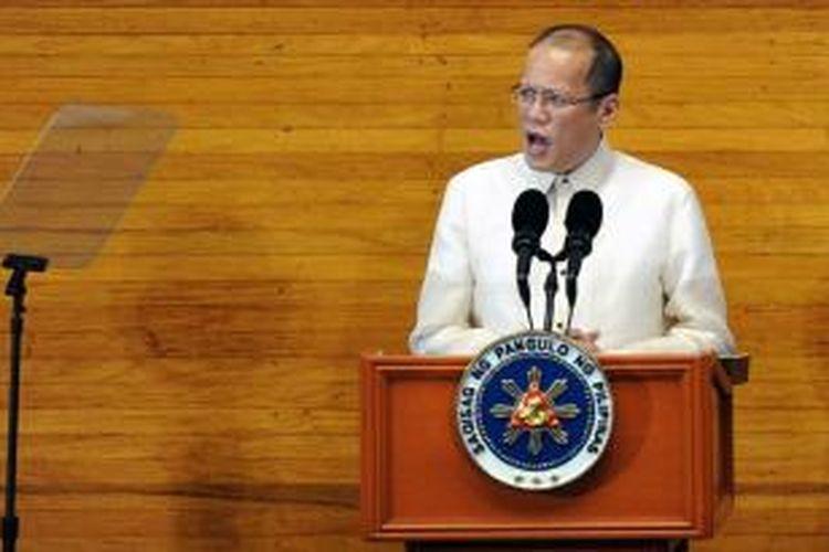 Presiden Filipina, Benigno Aquino.
