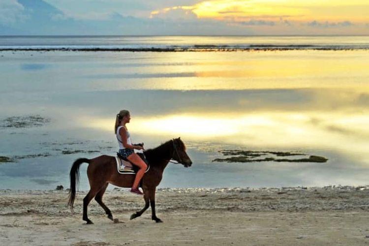 Bali menjadi salah satu dari tiga destinasi wisata Indonesia yang menjadi tujuan favorit wisatawan asal Selandia Baru