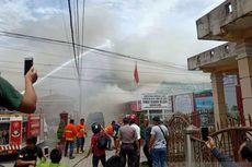 Api Kebakaran Rutan Kabanjahe Diduga Berawal dari Dapur