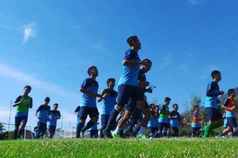 Dua Kali Dibobol Pra PON DIY, Indonesia U-19 Tertinggal 1-2