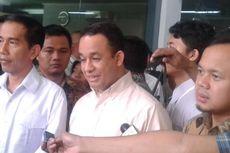 Banjir Ibu Kota, Istana Bogor, dan