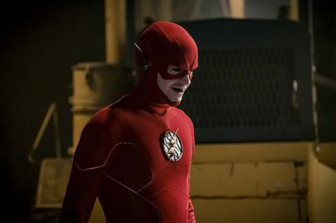 Alami Tabrakan dengan Batcycle, Kru Film The Flash Dilarikan ke Rumah Sakit