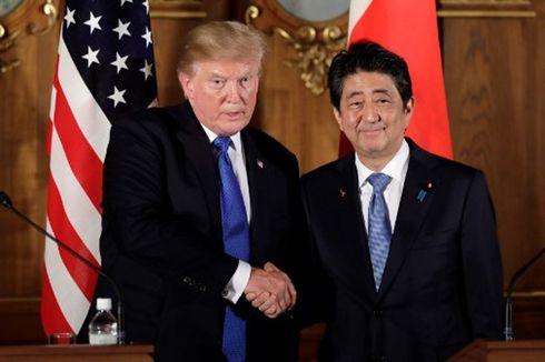 Datangi Trump, PM Jepang Kembali Tekankan Isu Penculikan Warganya oleh Korut