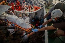 Pemerintah Italia Selidiki Temuan 26 Mayat Perempuan di Laut Mediterania