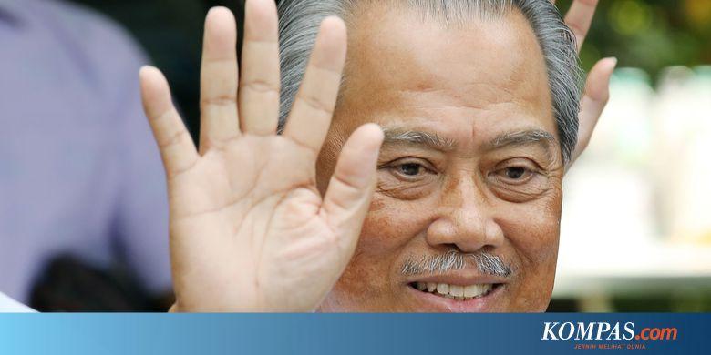 Muhyiddin Yassin Ditunjuk Jadi PM Malaysia, Ini Pe