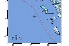 Gempa Hari Ini: M 6,4 Guncang Nias, Terasa hingga Padang dan Aceh