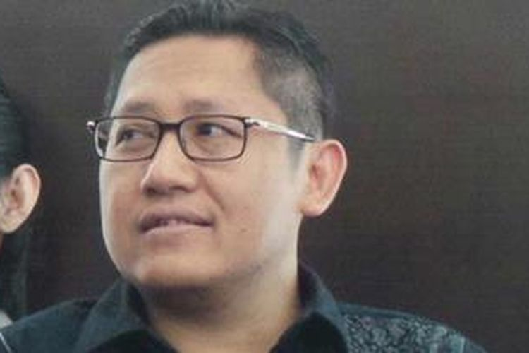 Mantan Ketua Umum DPP Demokrat Anas Urbaningrum