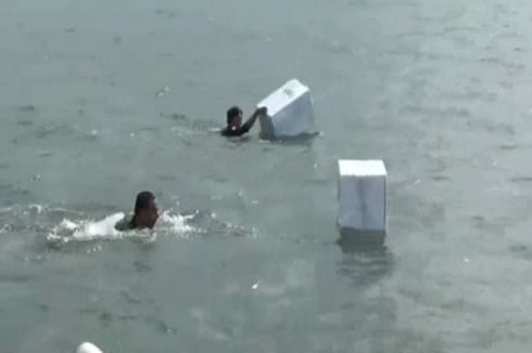 KPU Cek Kotak Suara Pemilu di Wilayah Terdampak Tsunami