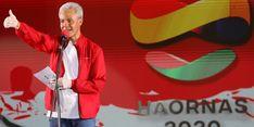 Hadiri Peringatan Haornas, Ganjar: Olahraga Penting untuk Jaga Imunitas Saat Pandemi