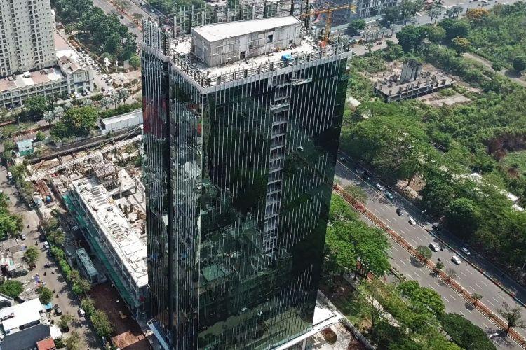Luas kawasan perkantoran Citra Towers di Kemayoran ini mencapai 1,8 hektar. Di tahap awal, proyek ini akan memiliki satu tower seluas 41 ribu meter persegi.