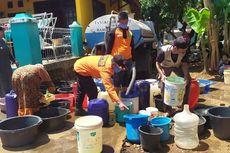 Berkurangnya Ketersediaan Air Bersih