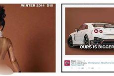 Bokong Nissan GT-R Vs Kim Kardashian