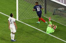 Babak I Perancis Vs Jerman - Gol Bunuh Diri Hummels Buat Les Blues Unggul