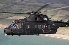 Baru Lepas Landas, Pintu Helikopter Militer Jatuh dan Menimpa Sekolah