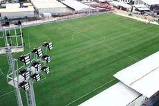 Proyek Jakarta Internasional Stadium, Anies Resmikan Dua Lapangan Latihnya