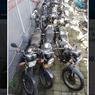 Lelang 13 Motor Bekas Operasional Polisi Bali, Ada RX-King