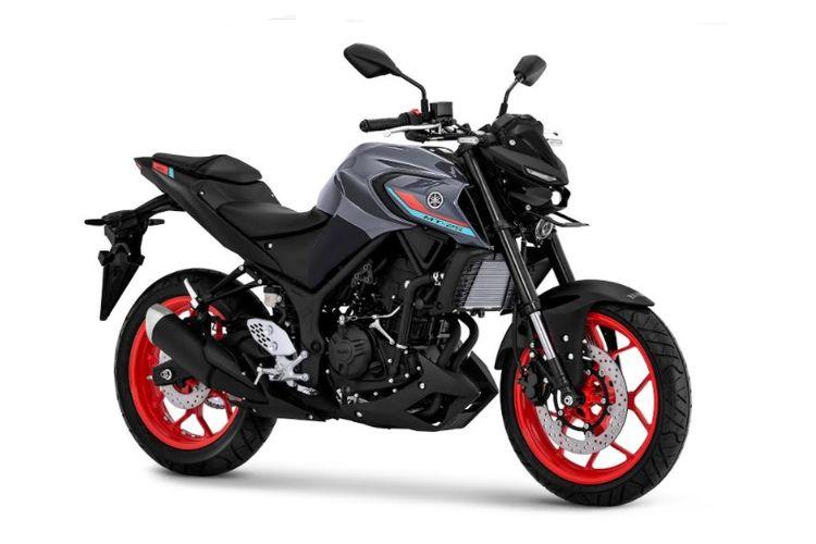 Yamaha MT25 2021