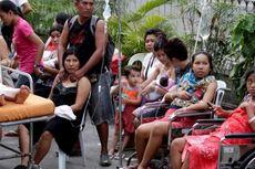 Pemerintah Filipina Benahi Sistem Pengiriman Bantuan Korban Gempa