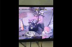 Aksi Jambret di SPBU Terekam CCTV, Pelaku Pura-pura Antre Isi Bensin