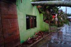 Sejumlah Bangunan di Kabupaten Semarang Rusak akibat Puting Beliung