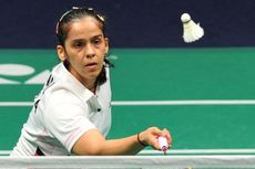 Saina Konsentrasi buat Kejuaraan Dunia dan Asian Games
