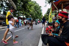 Penjual dan Pembeli Takjil di DKI Jakarta Wajib Patuhi Protokol Kesehatan