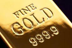 China dan AS Berunding Harga Emas Dunia Turun
