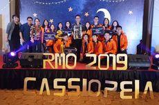 FKIK Atma Jaya Raih Juara Umum Regional Medical Olimpiad 2019