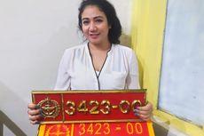 Pom TNI Amankan Wanita Pemilik Mobil Berpelat Dinas yang Viral di Medsos