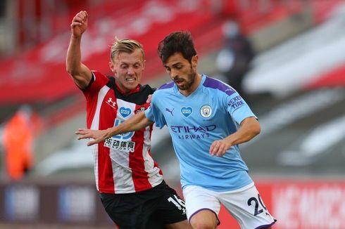 Man City Diejek Kalah dari Lyon, Silva: Fans Liverpool Menyedihkan