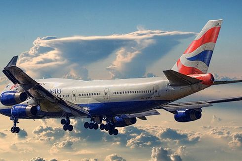 Penumpang Gelap British Airways Jatuh dan Tewas di Dekat Bandara London