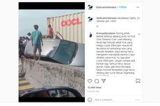 Kecelakaan Truk Trailer Lagi, Bahaya Berada di Dekat Kendaraan Besar