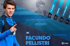 LaLiga Rising Stars: Facundo Pellistri, Siap Menapak ke Kesuksesan