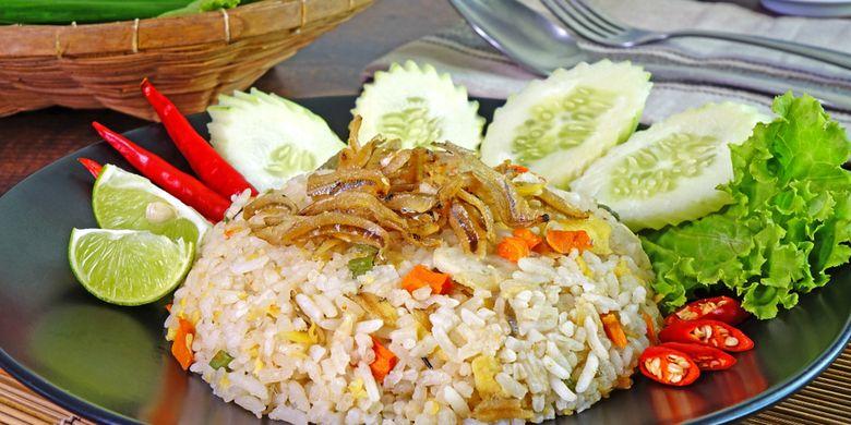 Resep Nasi Goreng Sosis Bumbu Pedas Sarapan Simpel Anti Ribet