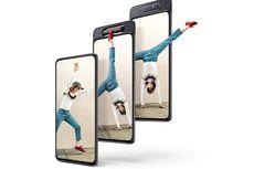 Samsung Galaxy A80, Kualitas Kamera Depan dan Belakang Kini Sama Bagusnya